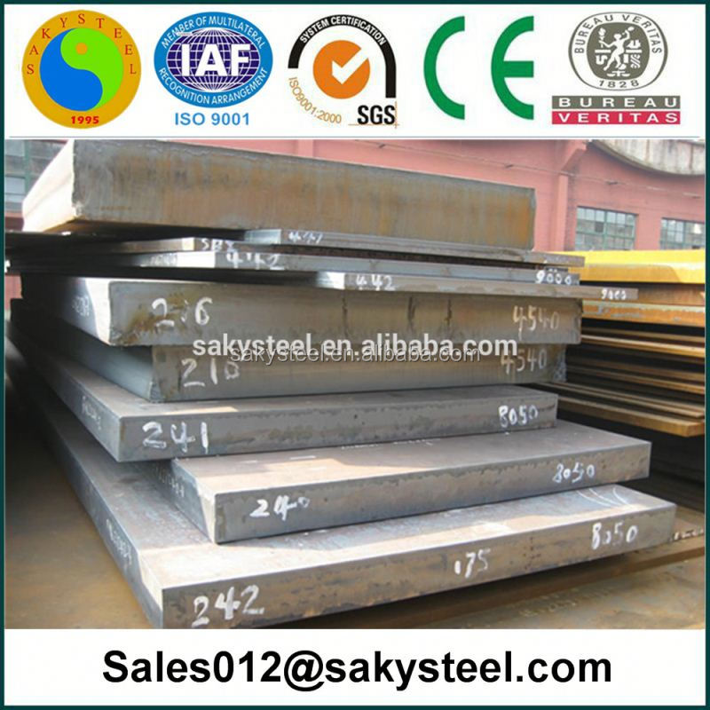 steel plate handling equipment