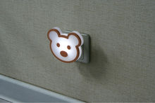 FGE Cute Bear Shape Auto CDS LED Tuning Light