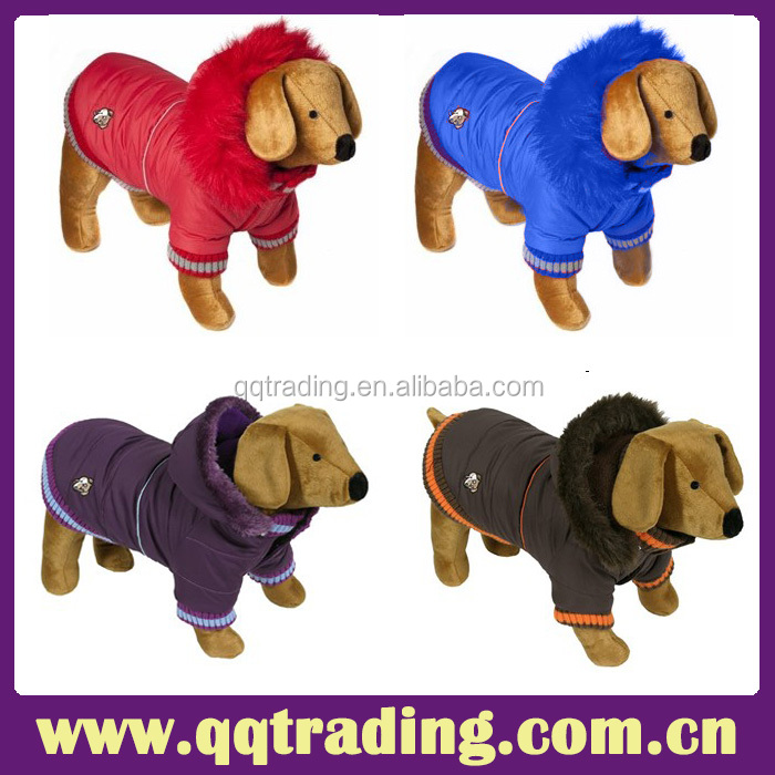 Wholesale new fashion custom design cheap winter quilted dog clothing