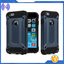 China Factory 2 in 1 Style TPU PC Smart Phone Cover Case For iPhone 4G