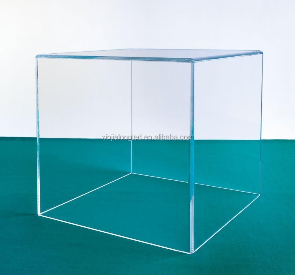 Куб из оргстекла 3