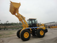 5ton, 3cbm quicke loaders TZL855 with Caterpiller engine