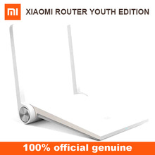 Original Xiaomi 64MB wifi 2.4GHZ USB 2.0 white / black wireless router for car