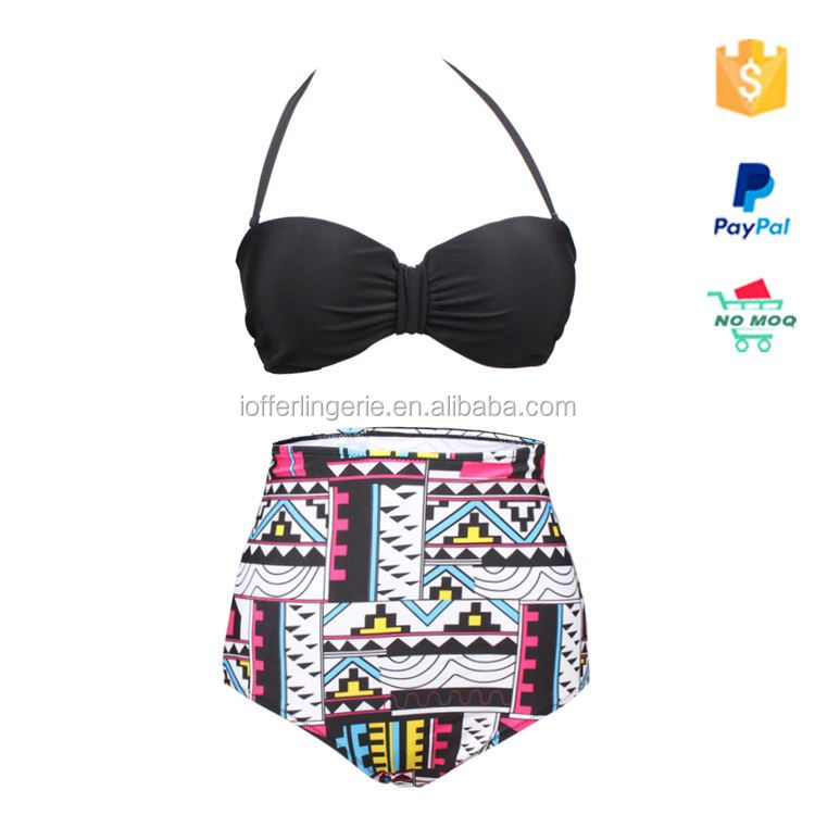 Customize 2016 Cheap XXL 2015 Neoprene Bikini Swimwear