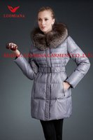 fashion women European style winter coats