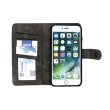 uk best selling products leather wallet mobile phone case for iPhone 7