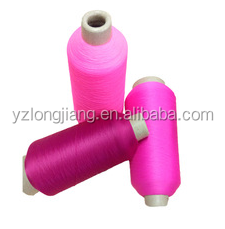 polyamide s twist yarn for elastic seamless underwear