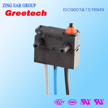 Electrical subminiature 40t85 12V 0.1a 3a micro switch