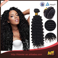 Steam processed virgin human hair x pression hair extension