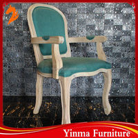 High quality used ruched chair cover