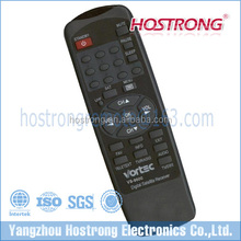 Good quality learning code VORTEC VS-9600 satellite receiver remote control used for Middle East maket