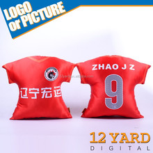 China style throw Pillows for Asian football leagues pillow cheer pillow