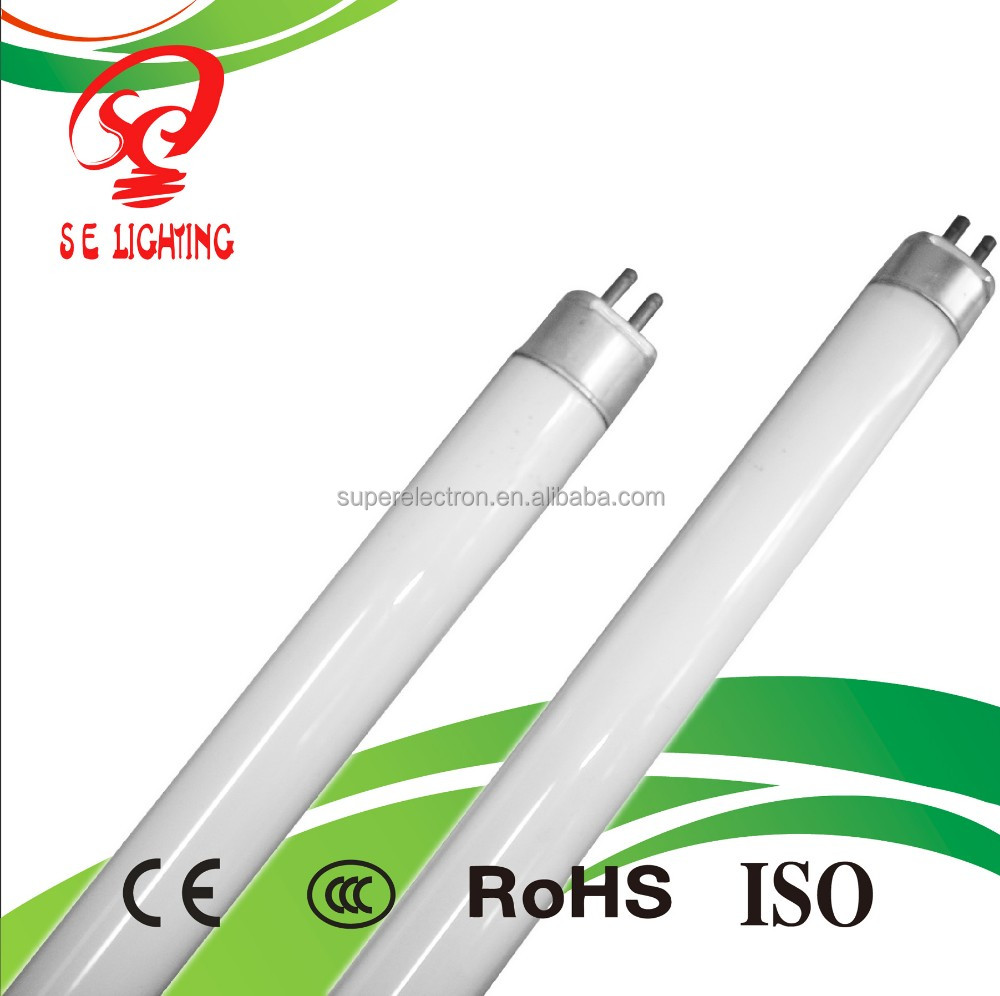 2700K 4100K 6500K 120cm Long G12 Base Traditional Light Source T8 36W Fluorescent Tube