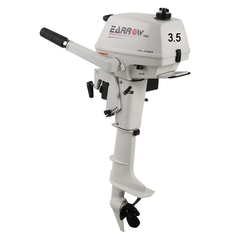 Good feedback china 2 stroke outboard motor outboard for 5hp outboard motor for sale