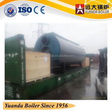 Waste Gas 4200KW Water Heating Boiler For Greenhouses