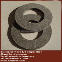 High quality wool felt o-ring gasket
