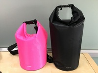 Customized Waterproof Ocean Pack Dry Bag With Shoulder Strap