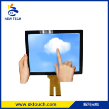 "10.1"" 12.1"" 15"" replacement touch screen, surface capacitive touch screen for industry"