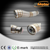motorcycle performance exhaust muffler,popular stainless steel silencer OEM quality!