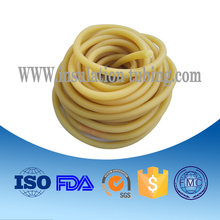 Medical Natural Latex Tube Latex Surgical Tubing For Exercise , Surgial Rubber Band Medical Natural Latex Tube