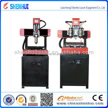 SH-3636cnc engraving machine for olive nutlet, walnut and nuts engraving.hanging artworks