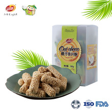 Oat biscuit cookies healthy Chinese snacks