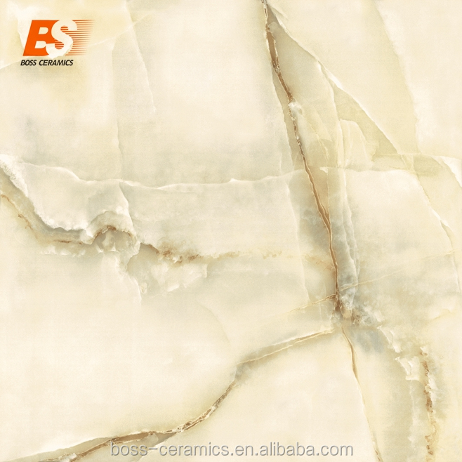 Polish ceramic tile