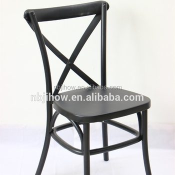 stackable outdoor cafe pub restaurant hotel dining wedding rental chair