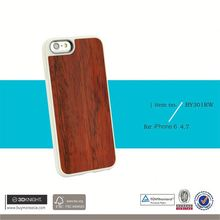 alibaba mobile phones high quality wooden bamboo case for iPhone 6