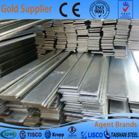 Chinese Top quality stainless steel flat bar reasonable price