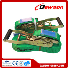 Dawson 75mm 10 ton ratchet lashign truck fasten belt