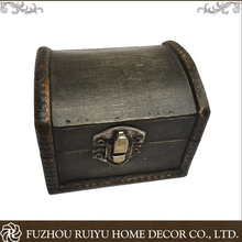 Wholesale alibaba custom OEM shabby chic collecting wooden box gift