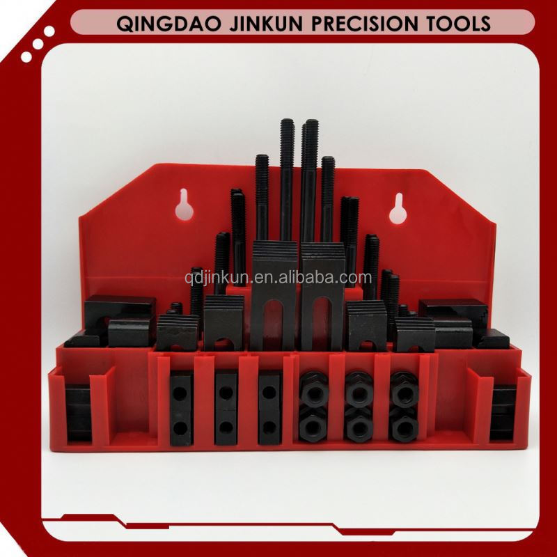 steel clamping kits 58 pcs clamping kit