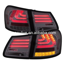 For Lexus for GS300 GS350 GS430 GS450 2006-2011 year Taillights Smoke Black Color