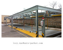 Very cheap two level merchanical car Parking equipment