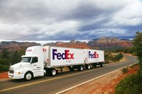 International express fedex from China to mexico