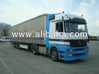 Mercedes Benz Actros Used Truck 4X2