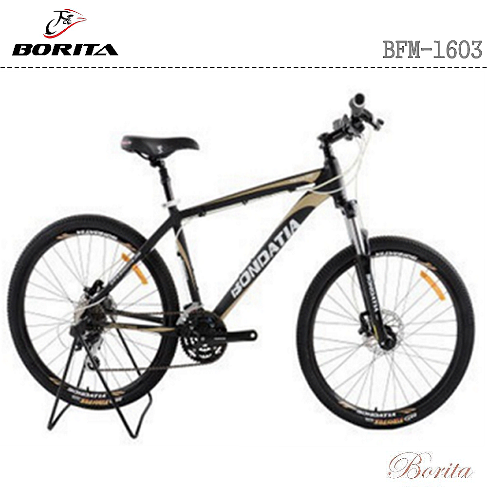 "China Hot Sale 26"" Aluminum Alloy Bicycle Mountain Bike BFM-1603"