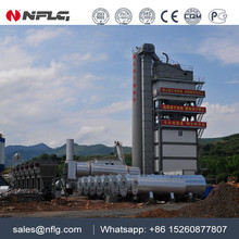 New designed factory price mixing asphalt machine with large capacity and high efficiency