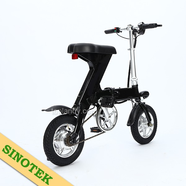 SINOTEK innovative folding bike 12 inch 36v 250w electric power bike