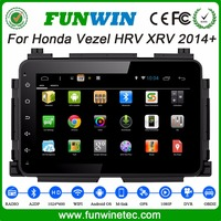 Android Car Dvd Player Back Seat For Honda Vezel HRV XRV 2014 2015 Car Dvd Player With WIFI+3G+gps