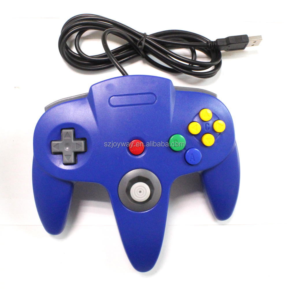 how to make a usb game controller