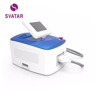 Multifunction portable ipl laser facial skin rejuvenation and hair removal machine for professional use Salon