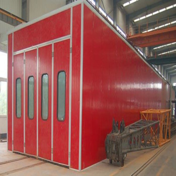 Furniture Spray Booth Car Spray Painting Booth with ce approved