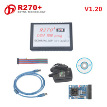 2014 New Arrical OBD2 car mileage correction tool R270 bdm programmer mileage change programmer have enough stock