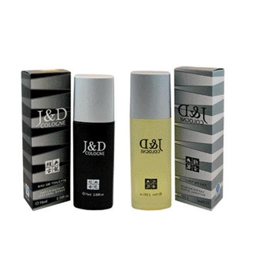 The simple but not common design arabic for men 75ml J&D COLOGNE pure perfume