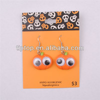 2014 Fashion Design Halloween Jewelry Earrings