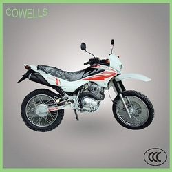 2015 hot sale dirt bike 125cc motocross bikes white color made in china