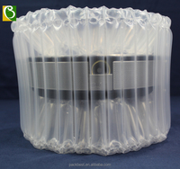 Design fees free, specially designed plastic air bag packaging for better protection