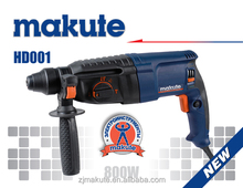 kraft hammer drill MAKUTE professional power tools with CE certificate(HD001)